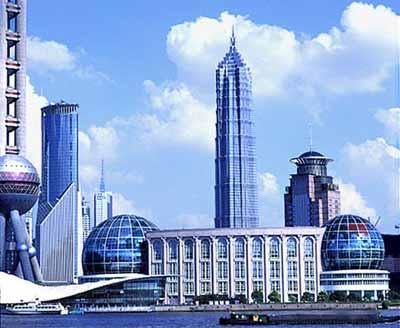 China abc l 39 architettura moderna cinese for L architettura moderna