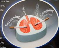 Quando smesso fumando i primi giorni