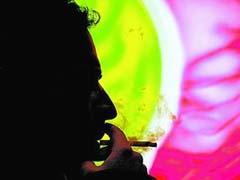 Dipendenza di nicotina di yoga