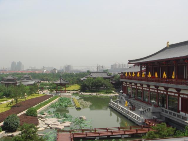 Aeroporto Di Xian : Turismo culturale a xi an vari millenni in un giorno