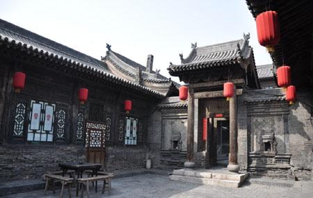 Case Tradizionali Cinesi : Lantica città di pingyao radio cina internazionale