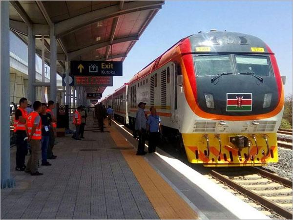 Risultati immagini per ferrovia mombasa nairobi